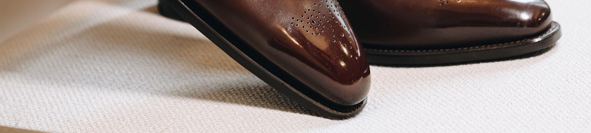 Chaussures haut de gamme pour homme - Emling Couture