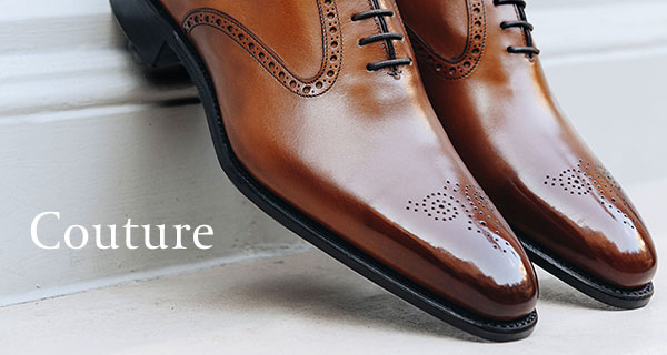 High-end dress shoes for men - Emling Couture