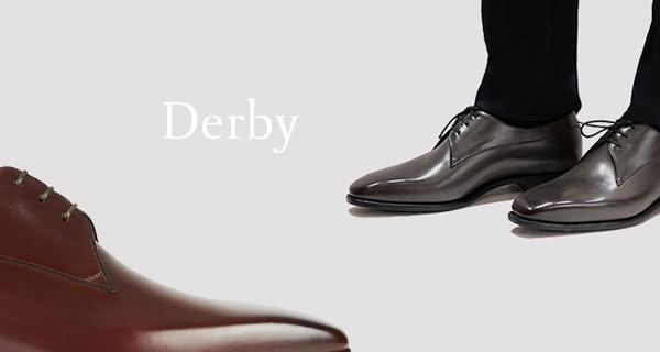 The men's shoe that combines comfort and refinement - The Derby by Emling