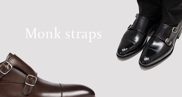 The stylish and trendy shoe for men - The monk straps by Emling