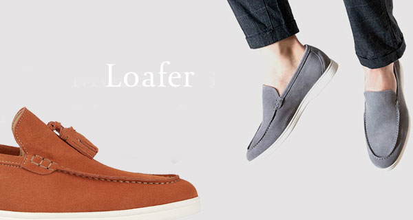 The shoe that adapts to all occasions - The loafer for man by Emling