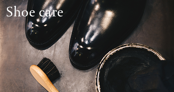 Treat your leather shoes to premium leather shoe care