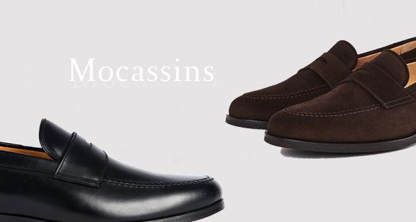 La chaussure qui s'adapte à toutes les occasions - Le mocassin pour homme par Emling