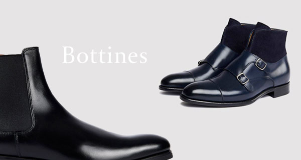 L'indispensable paire de boots pour homme - La bottine par Emling