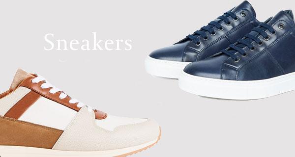 La basket de l'homme élégant - Sneakers Emling