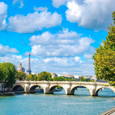 Flâner en bord de Seine...