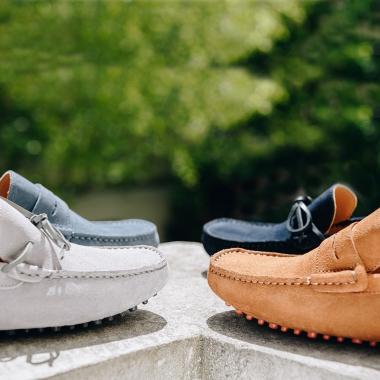 L'été pointe le bout de son nez !  Craquez pour nos mocassins à picots colorés, ils vous offriront un confort inégalable.  Derniers jours pour bénéficier de l'offre Welcome Back... Foncez en boutiques et sur l'eshop !  #emling #menstyle #stylishmenswear #elegant #elegantshoes #leathershoesmen #dandyshoes #bestofmenstyle #classicshoes #menshoes #chaussures #souliers #urbanstyle